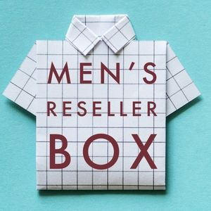Men's Reseller Mystery Box Five Items